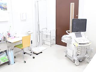 内科-検査室