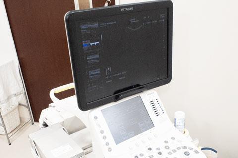 腹部超音波検査