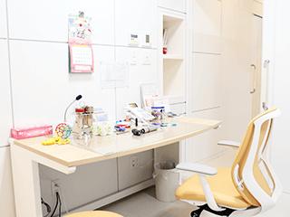 小児科-診療室